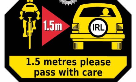 This has to stop..to many cyclists suffer injuries or worse..