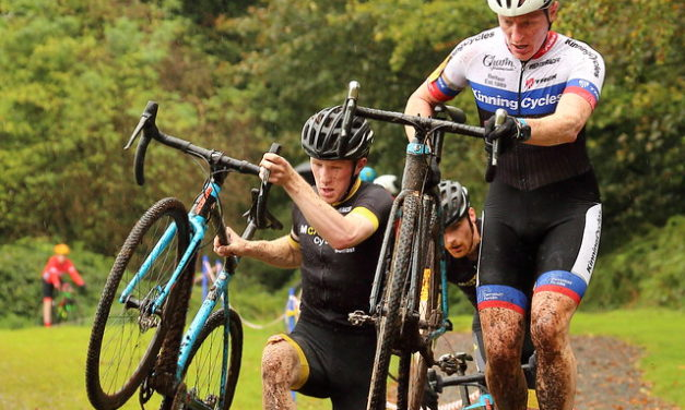 The 2019 Phoenix CC Cyclo-Cross had runaway wins and a very close one as last race, this to finish off a great day of CX in Belfast (22nd September)