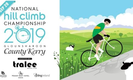The penultimate weekend of the road scene in Ireland is in sight with the Irish Hill Champs in Kerry this Sunday 29th September promoted by Tralee Manor West BC