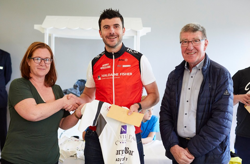 """The """"Charleville 2 Day"""" with Niall Clarke of Newry Wheelers keeping the first-year junior Matthew Devins (Yeats Country) at bay! Final GC Results including A4's"""