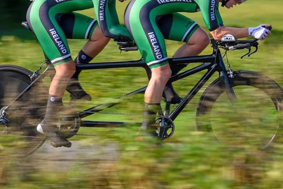 TT results of  Team Ireland at the Para-Cycling World Champs in the Netherlands (12th-15th September Emmen)