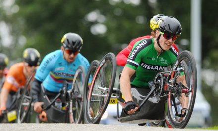 Valuable Olympic points gained at the World champs Para-Cycling in Emmen(NL) for Team Ireland…Tokyo 2020 is in sight!! Well done