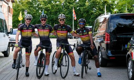 """Living the dream"" Marc Heaney's story so far, this after 4 years living and racing in Belgium"