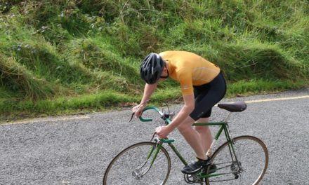 The Irish Hill Championship 2019 at the Crag Cave in Glounsharoon Kerry