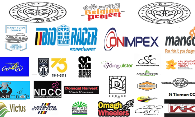 A thank you to all our sponsors and donators of 2019. Part 1 of some memories of the last 11 years