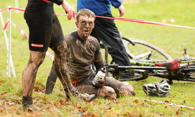 What's on this Sunday the 20th of October in our parks in the Ulster region? CX and BMX series in West Belfast and Lisburn