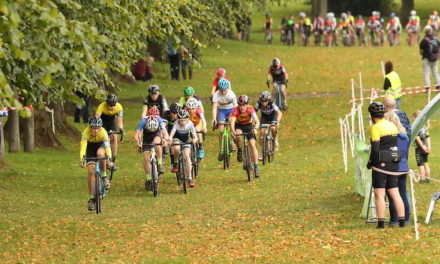 Cyclo-Cross in the Park…The first round of the Ulster Series in Lurgan (Sun 6th October)…a wee preview