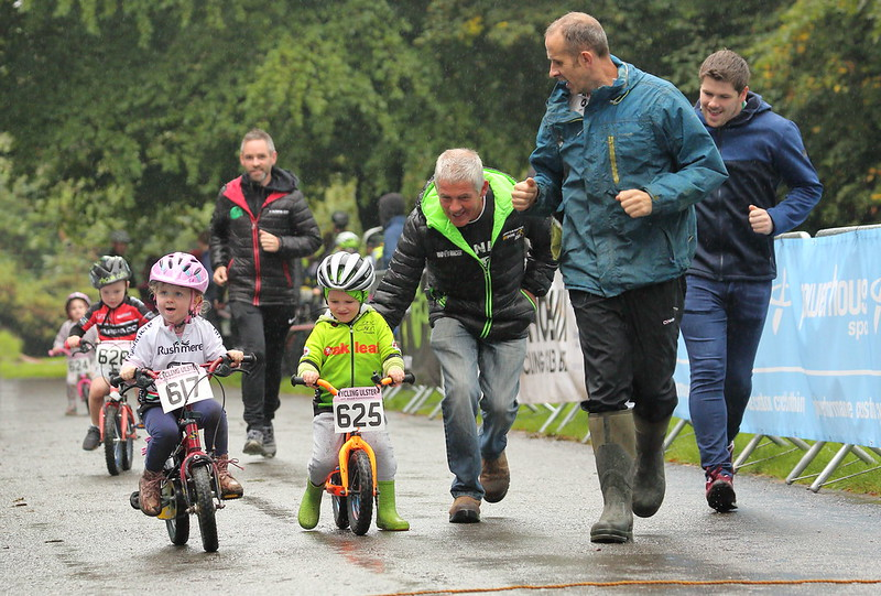 What's on this weekend cycling wise in Ireland (6 October) + Urgent request from the Ulster Hill Champs promoters Roe Valley