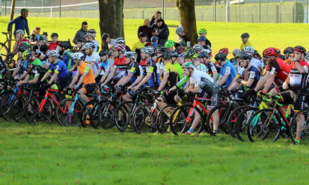 It was a cracker…The Lurgan Park CX (Rd1 of the Ulster CX League 2019) promoted by Apollo CC (6th October)