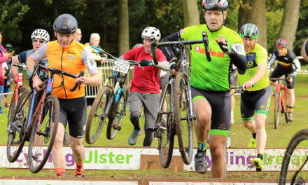 What's on competitive this weekend (12-13th October) All roads lead to Fermanagh for a weekend of Gravel Challenge and CX races