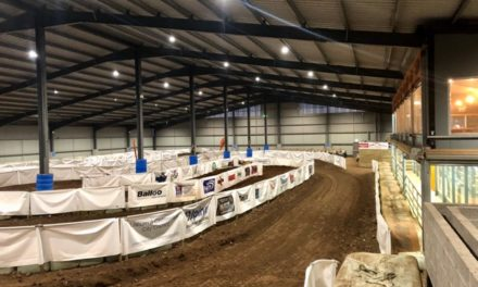 "Kinning Cycles gets ready to produced another ""first-ever"" in Ireland, this time an Indoor CX!!! An exclusive report..you read it here first!!"