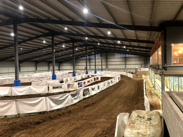 """Kinning Cycles gets ready to produced another """"first-ever"""" in Ireland, this time an Indoor CX!!! An exclusive report..you read it here first!!"""