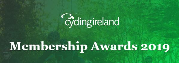Here they are…The Nominations for the Cycling Ireland Volunteer of the Year Awards 2019 …so proud to be one of them and dedicate this to my sponsors and supporters