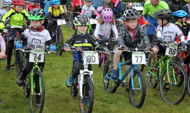 The Necarn CX promoted by Lakeland CC proved to be a serious sporting challenge…a brilliant day out in the West (Sunday 13th October in Irvinestown Fermanagh)
