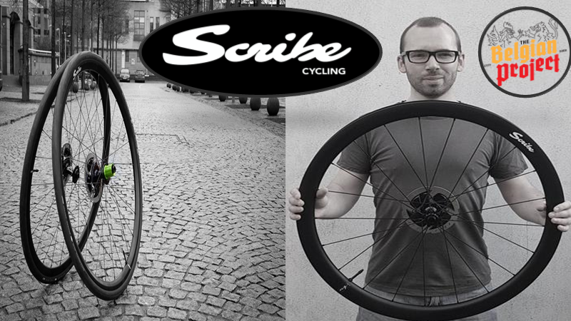 Welcome on board Scribe Cycling…The Belgian Project is Proud to be associated with another quality brand who believes in talent development!!