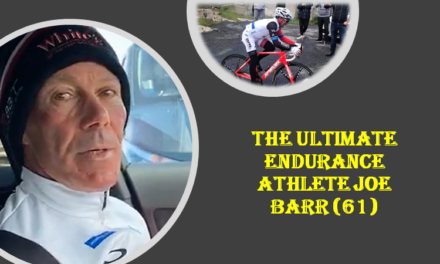 A mind-blowing Endurance achievement: A non-stop 738-mile (1187.696km) Malin Head to Mizen Head, and back to Malin Head in 44 hours and 15 minutes, The Mighty Joe Barr has done it again! (Sun 5 July)