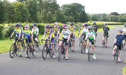 the Corkagh Park Women's 2020 series added a youth-only race in their successful series which was sponsored by Cycling Leinster,+ other results, photos and reports by John Hammer and Lorna Reilly (Rd 3, Tuesday 4th August)