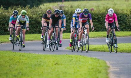"""The penultimate round of the """"Corkagh Park Women's racing"""" was held last Tuesday (18 August) One more to go!!"""