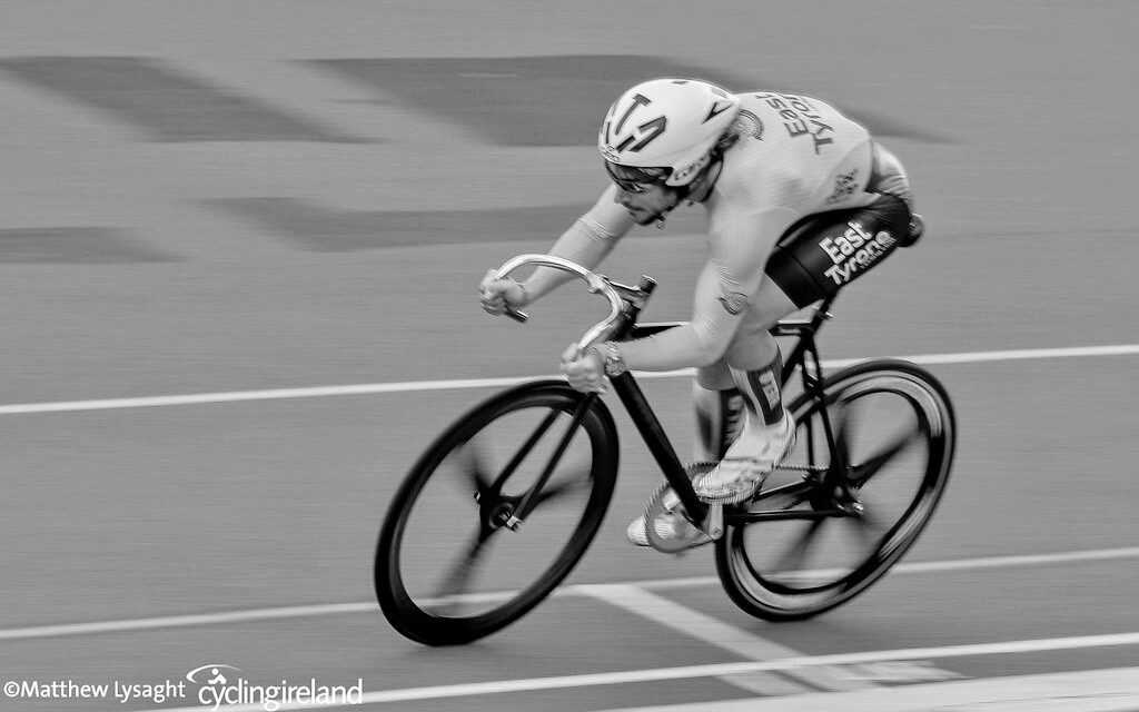 Irish Sprinter's League Round 2 Report & Results from Saturday the 1st of August in Dublin's Sundrive Velodrome, courtesy of Tony Mairs (East Tyrone)
