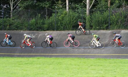 Some Ulster track news including Irish Junior Champs in Orange Field to be held end month