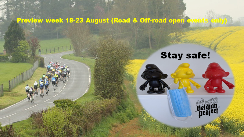 What's on this week in the South of Ireland (18th-23rd August) including off-road & TT & RR