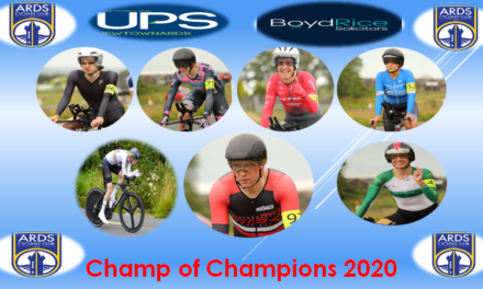 """The prestigious """"Champ of Champions 25 Miles TT"""" promoted by Ards CC has a top-quality field entered for this Sunday's event on the Ards Peninsula (9th Augustus)"""