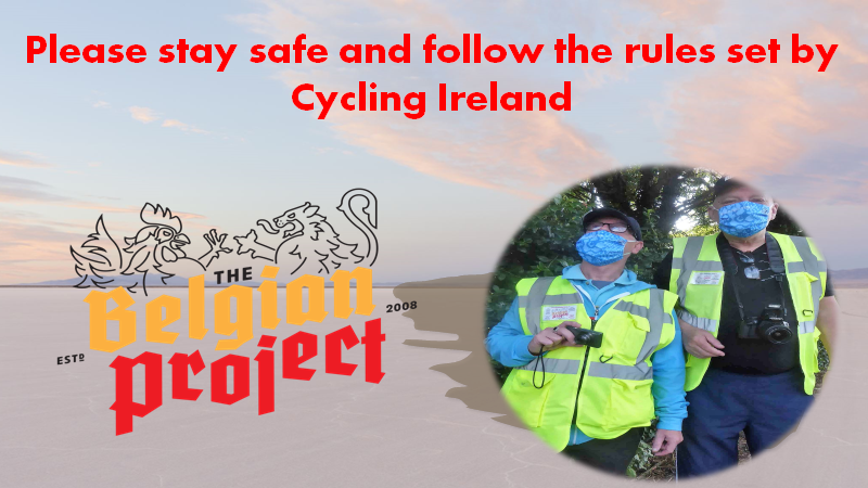 What's on in the Cycling Ulster region (open events only) Week from Tuesday 11th till Sunday 16th August