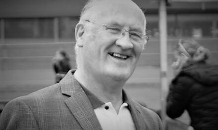A Dubliner in heart and soul, a legend in Irish cycling as a rider, a very successful coach and gentleman Paddy Doran passed away today…Rest in Peace my dear friend…will miss your wit, and your knowledge of our beloved sport.
