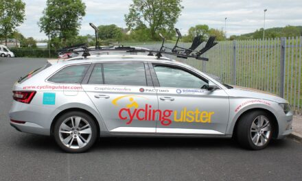 """Entry list for """"the 2021 Ulster 10 Miles TT championship"""" held in Butlersbridge, County Cavan and promoted by Breffni Wheelers CC"""