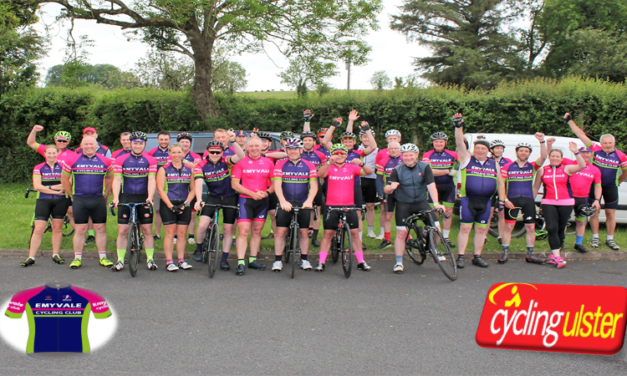 """""""The Tour of Monaghan 2021"""" promoted by award-winning Emyvale CC got an enormous success yesterday (Sun 13th) When you have been there once, you understand why!!"""