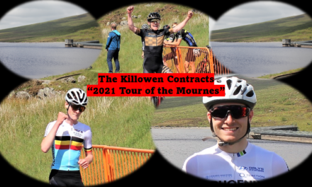 """A genius alternative to the normal circuit of the Killowen Contracts """"Tour of the Mournes"""" with an epic Mountain finish on the Spelga Dam…Promoters Newry Wheelers can be proud of themselves!! (Sunday 27th June)"""