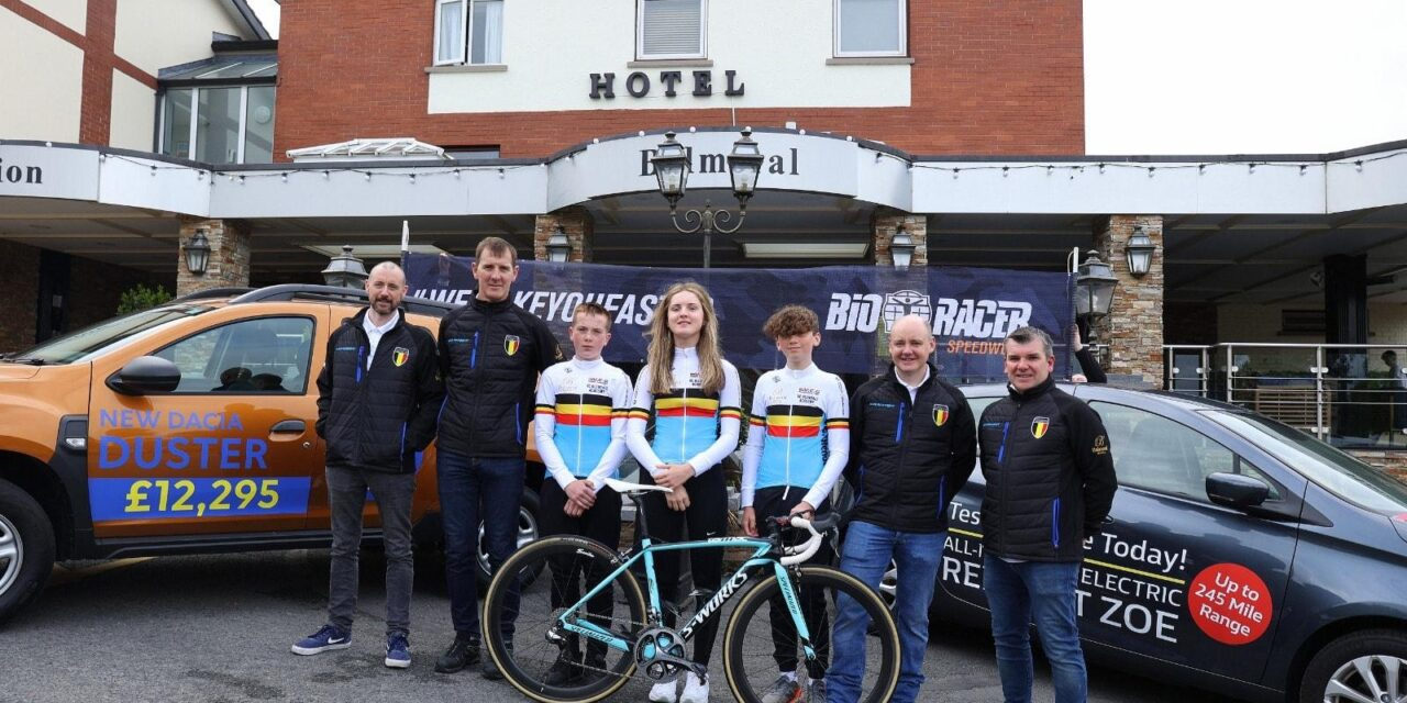 """""""Building towards the future with developing the youth"""" You have the Belgian Project's support *The VC Glendale Youth Academy is born* Press-release of the west Belfast club…"""