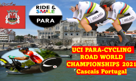 *Ready to take on the world* 9 Irish athletes to compete in UCI Para-Cycling Road World Championships in Portugal (Wed 9th – Sun 13th June) The Belgian Project wishes them the best of luck and medals to bring home!!