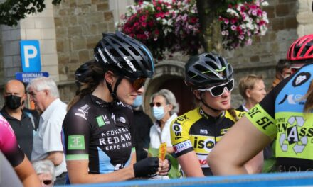 Ellen mc Dermott best of the Irish girls in a *UCI 1.15 Elite Women kermesse* in Vrasene (east-Flanders) last Saturday…Michelle Geoghegan and Imogen Cotter finished in the chasing bunch…A massive crash sent 11 girls to the hospital in St-Niklaas which Megan Armitage just could avoid, but she could not get back to the bunch as held up too long…