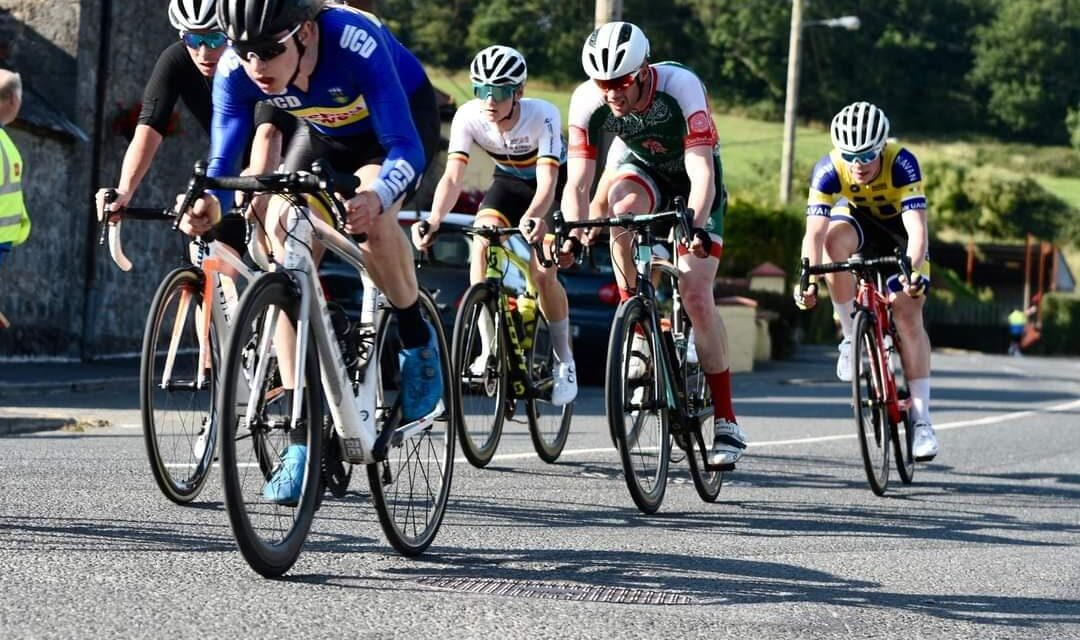 """The results of """"the Peter Bidwell Memorial 2021""""  in Donore, County Meath (Sat 24 July) Conor Murnane (UCD) took the win ahead of a strong field of top riders! + Youth results"""