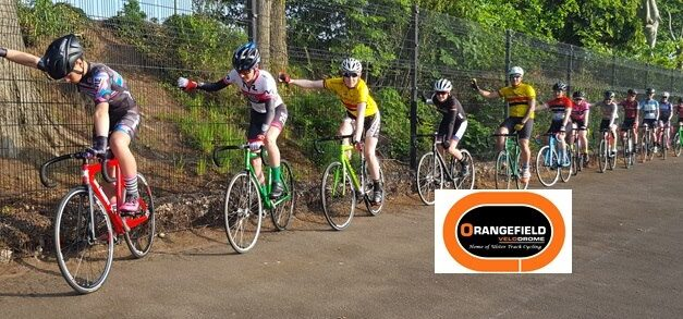 The entries of the 2021 Irish Youth Track Championship at the Tommy Givan Memorial Track, Orangefield, Belfast promoted by the Ulster Track Commission and Cycling Ireland (Tomorrow Sat 24th July 10.30 am)