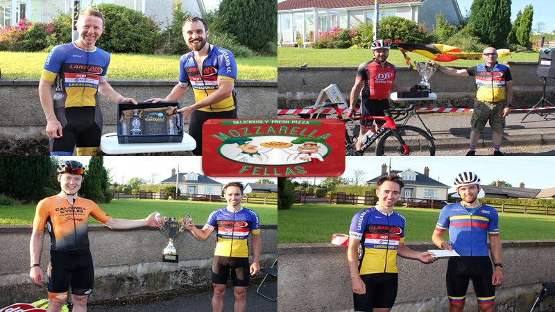 """The Mozzarella Fellas """"Lady of the Lake Race"""" in Irvinestown last Saturday (17th July) was successfully held on the same day the NI weatherboard announced it was the hottest day ever recorded in Northern Ireland!! It didn't stop an evening of brilliant competitive racing…"""