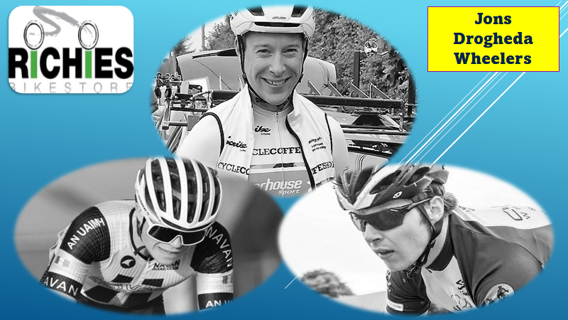 The 25th Brendan Campbell Memorial (Sponsored by Richies Bike Store) and Promoted by Jons Drogheda Wheelers yesterday (Sunday, July 25th) Duleek, Co Meath …The results