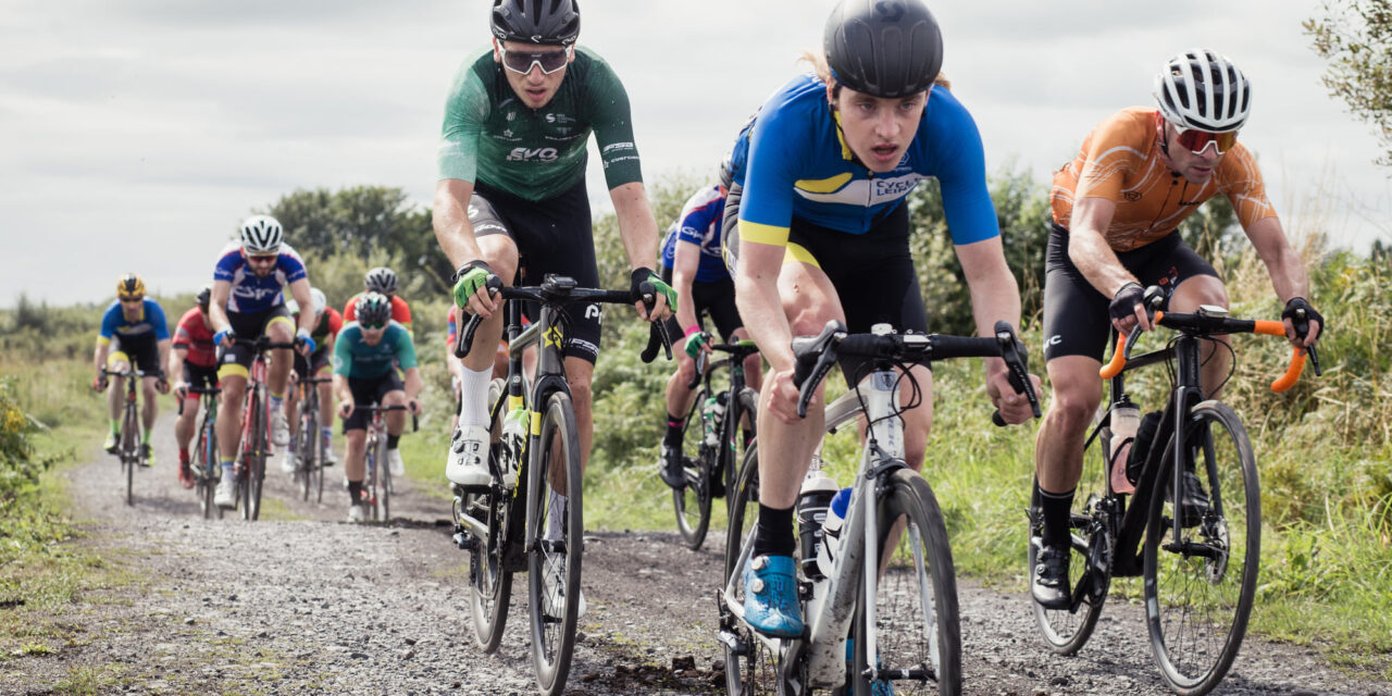 """The Irish version of Paris-Roubaix """"The 2021 Galway Classic"""" has been held yesterday (Sun 22 August) near the fields of Athenry near Galway City…the results and brilliant photos of Donal Kelly"""