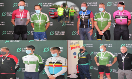 """The 2021 """"Irish Masters & A3 National Road Race Championships"""" in Tobermore (South Derry) The results and photos of this brilliant event,which was promoted by Carn Wheelers and Cycling Ireland (Sunday 8th August)"""