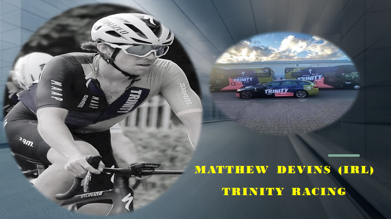 IRISH RIDERS ABROAD SERIES (PART 6) Matthew Devins, Espoir with Continental Pro-Team Trinity Racing talks about his life in the peloton, during a spell of UCI 1.1 racing in Belgium this month…