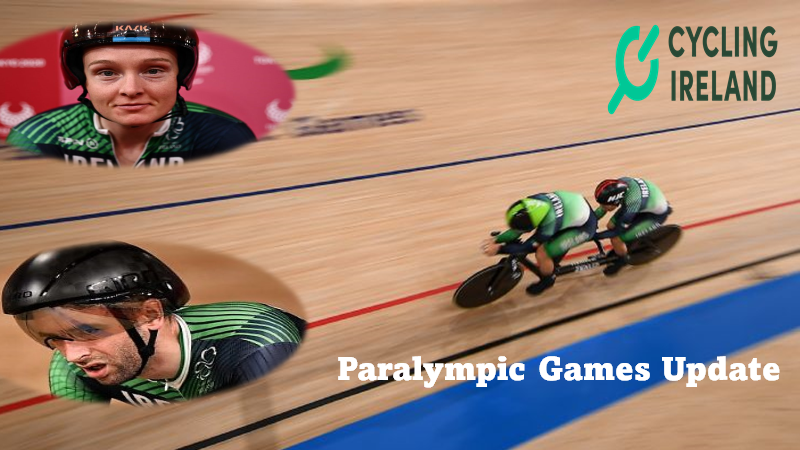 Richael Timothy got another PB in the 500m TT (C1-3) and Ronan Grimes missed out narrowly to a medal (4km TT Bronze ride off) but set another PB as a reward for his hard work (Friday 27th August)