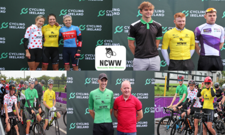 """Final day results and photos of the """"Visit Newcastle West 4-day Stage race"""" held in Knockaderry and the Newcastle West area in Co-Limerick…A cold and rainy day on one of the hardest courses in Ireland…Well done to Liam Curley (Spellman-Dublin Port) Dean Harvey (VC Glendale Academy) and Fiona Mangan (Greenmount AC) and all competitors off course!!"""