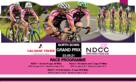 The 2021 Haldane Fisher North Down GP (Sunday 22nd August) Primes, KOH prizes, and generous overall prizes for a total of £1500 !! The entries for tomorrow…