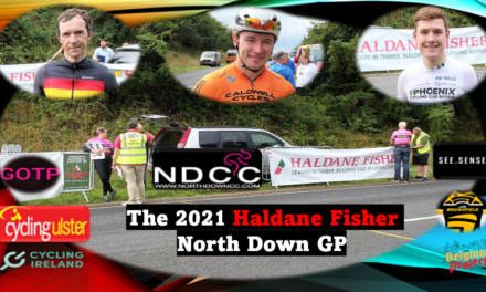 """3 new names as winners of the """"2021 Haldane-Fisher North Down Grand Prix"""" races in Donaghadee (North Down) and a dry day for a change! Well done the victors Craig McAuley (A1-2), Kieran McKenna (A3-juniors), and Ben Roper (A4-ladies)"""