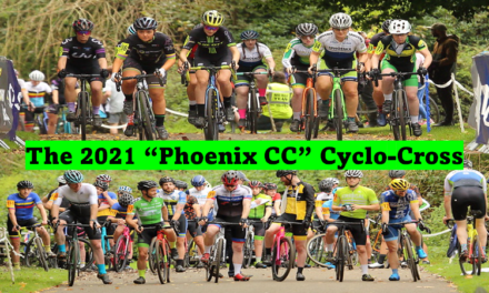 """The 2021 Phoenix CX  was held at the """"Sir Thomas & Lady Dixon Park"""" in Belfast yesterday (Sun 26th Sept) Monty is back!!"""