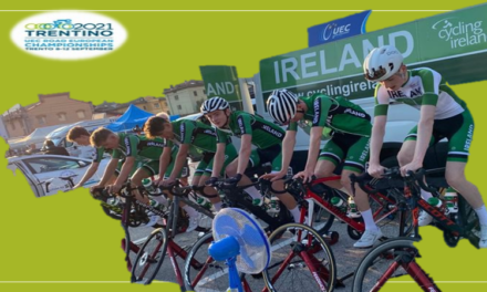 The Irish Juniors have done their best and gained very valuable experience at very high-level cycling at the European RR…The result from both races (Friday 10th September)