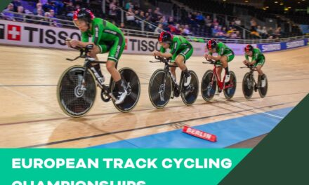 """the latest news from Team Ireland with the selection for the """"UEC Track Cycling European Championships"""" in Grenchen – Switzerland, this from Tuesday 5th till Saturday 9th October…"""