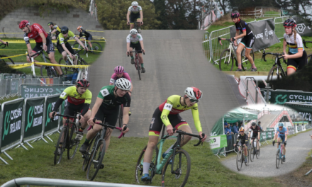 (Part 4) The UCI (C2) CX in Clonmel had his supporting race and Under 16-14 races on day 1 (Sat 16th Oct) Report & Results from Martin Grimley (CI-Off road) and Elite Timing (Belfast) Photos this time from John Hammer..with thanks